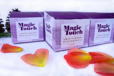 Magic Touch ima novo ruho