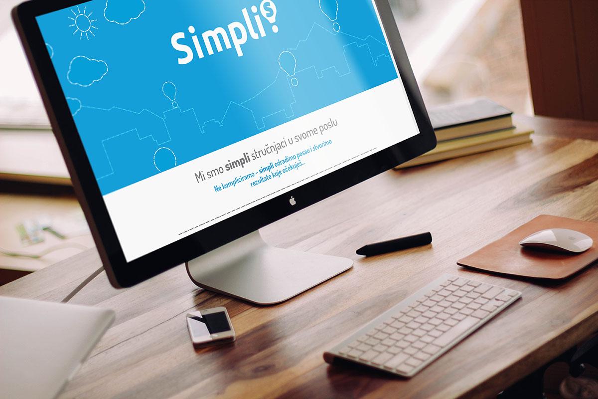 Simpli - Simpli - Web Design